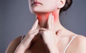 Tình trạng đau rát cổ họng