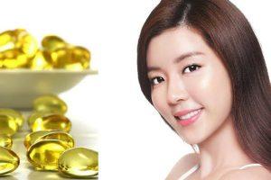 Chăm sóc da đúng cách bằng dùng Vitamin E bôi mặt