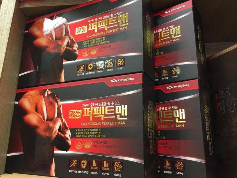 thuốc bổ thận Hàn Quốc - Các loại thuốc bổ thận Hàn Quốc nào NỔI TIẾNG nhất hiện nay?
