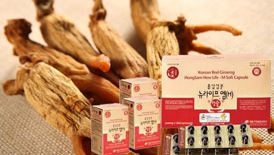 thuốc bổ thận Hàn Quốc 2 - Các loại thuốc bổ thận Hàn Quốc nào NỔI TIẾNG nhất hiện nay?