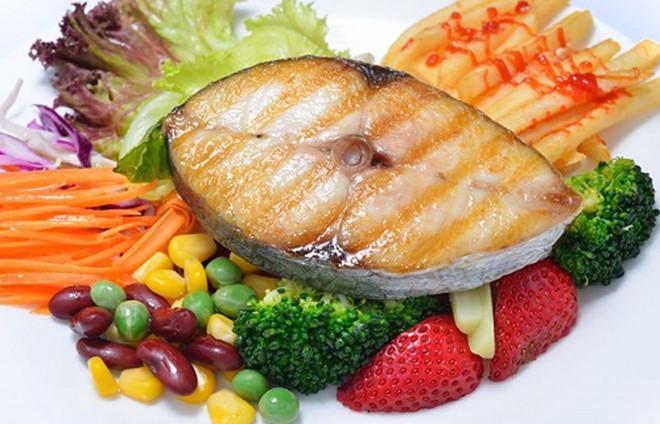 Sỏi bàng quang nên ăn gì