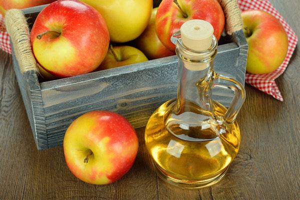 Giấm rượu táo giúp loại bỏ sạn trong thận ra ngoài cơ thể