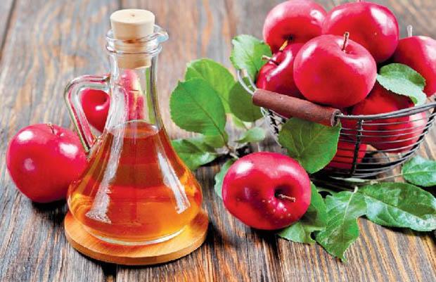 Giấm táo giúp tan nhỏ sỏi thận