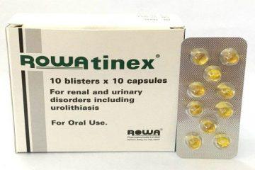 Thuốc Rowatinex trị sỏi thận: Cách sử dụng và bảo quản