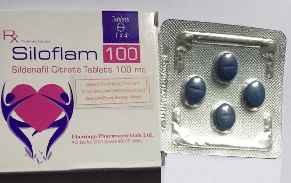 Thuốc siloflam 100