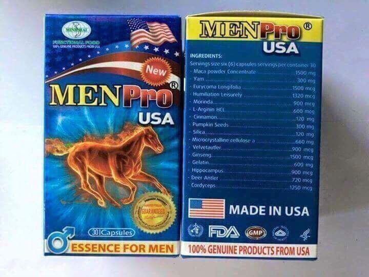 Thuốc MenPro USA