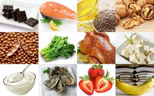 Thực phẩm giúp tăng cường sinh lý nữ giới
