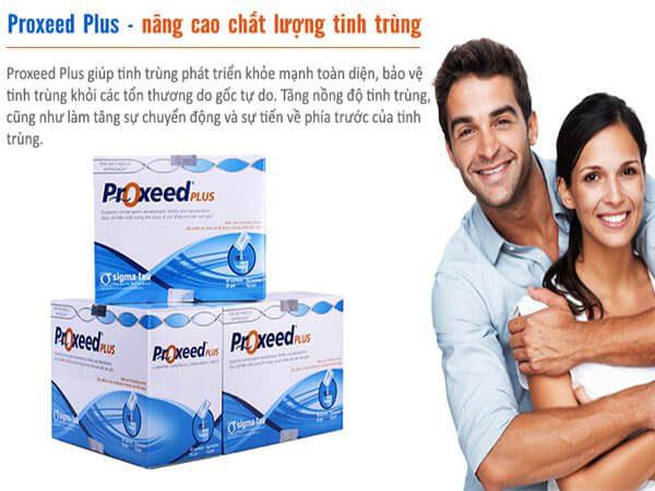 Thuốc Proxeed Plus có tốt không