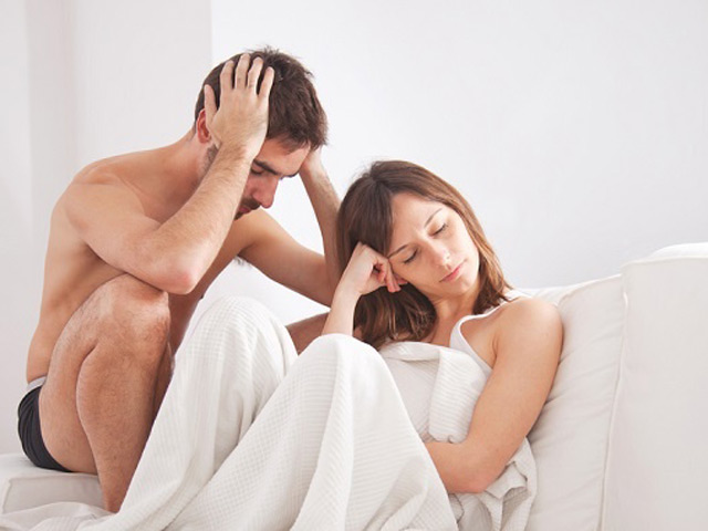 Rối loạn cương dương ảnh hưởng đến chuyện vợ chồng