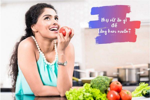 Phụ nữ yếu sinh lý nên ăn gì để tăng ham muốn