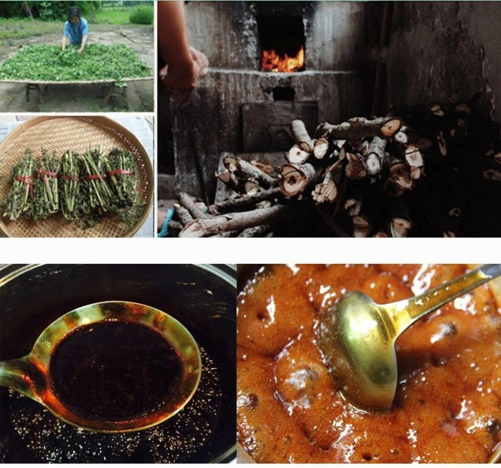 Quy trình nấu cao đạt tiêu chuẩn