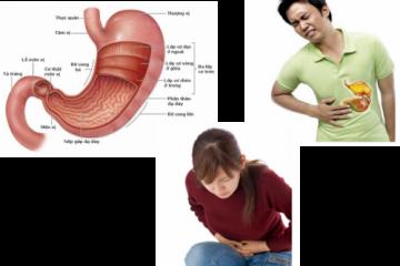 Cách chữa đau âm ỉ vùng thượng vị
