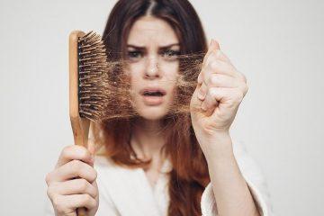 Viêm da đầu gây rụng tóc và cách điều trị