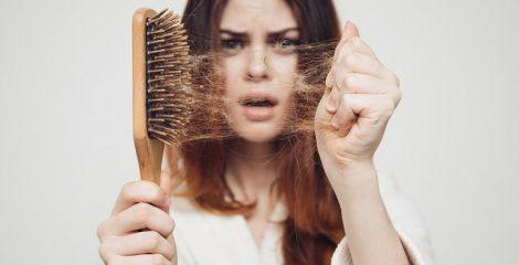 Tại sao tóc rụng nhiều? Do bệnh gì?