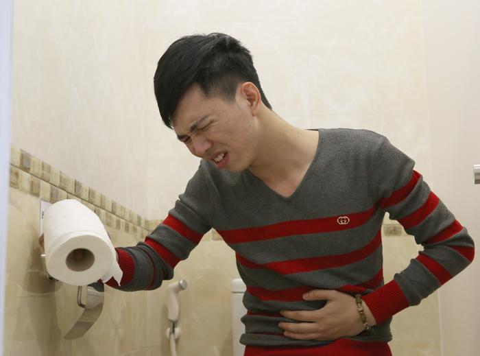 đau bụng đi ngoài nhiều lần