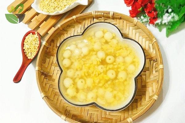 Món ăn từ hạt kê