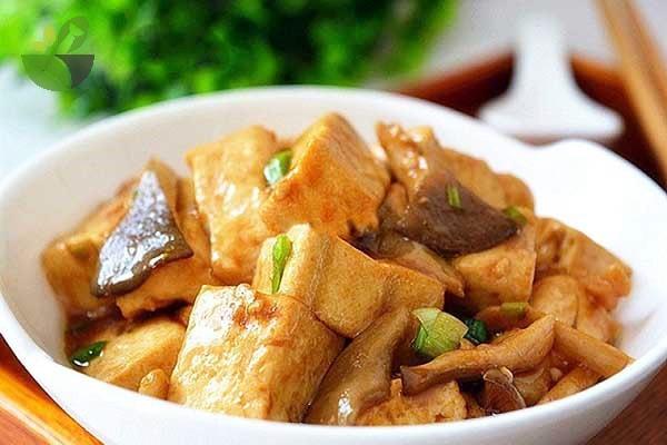 Món ăn từ nấm sò