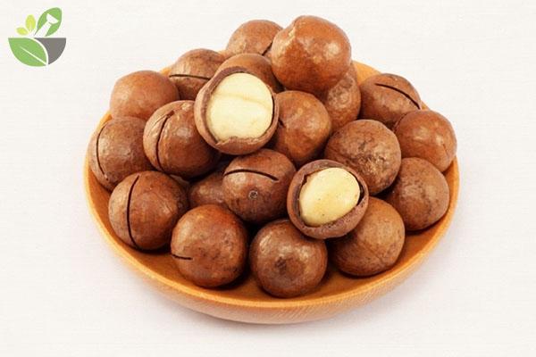 Dinh dưỡng trong hạt macca