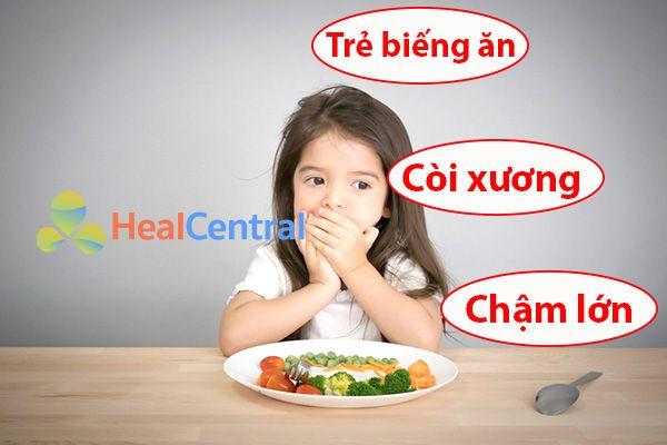 Chỉ định Clipoxid-300 cho trẻ em
