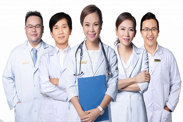 Bác sĩ chữa vảy nến giỏi ở Hà Nội, Tp.HCM và một số tỉnh thành khác