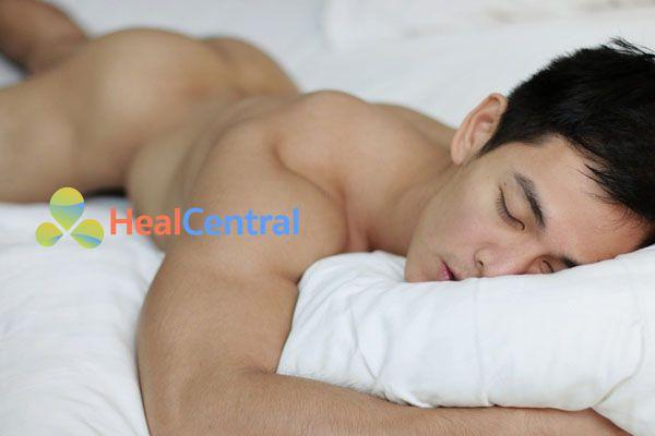 Thủ dâm giúp dễ ngủ hơn