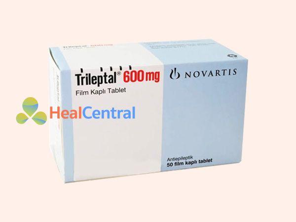 Hình ảnh hộp thuốc Trileptal 300mg