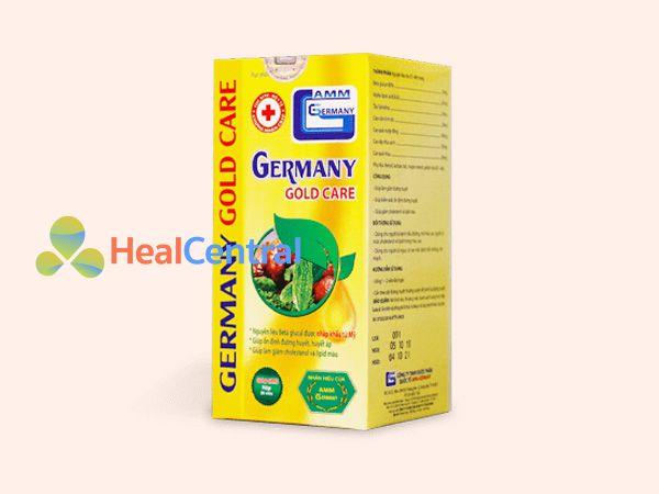 Hình ảnh hộp Germany Gold Care