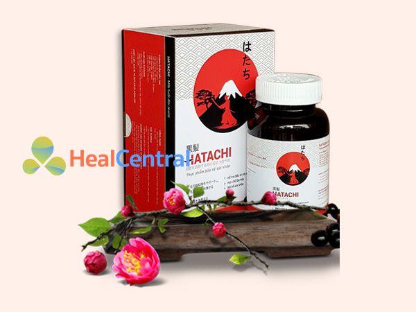 Hatachi - hỗ trợ ngăn ngừa quá trinh rụng tóc