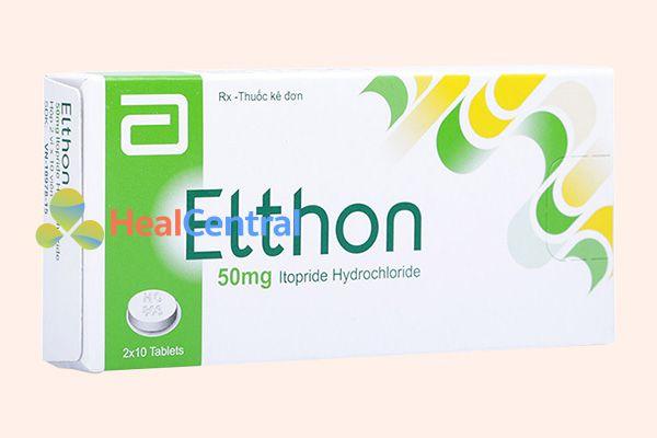 Hộp thuốc Elthon 50mg
