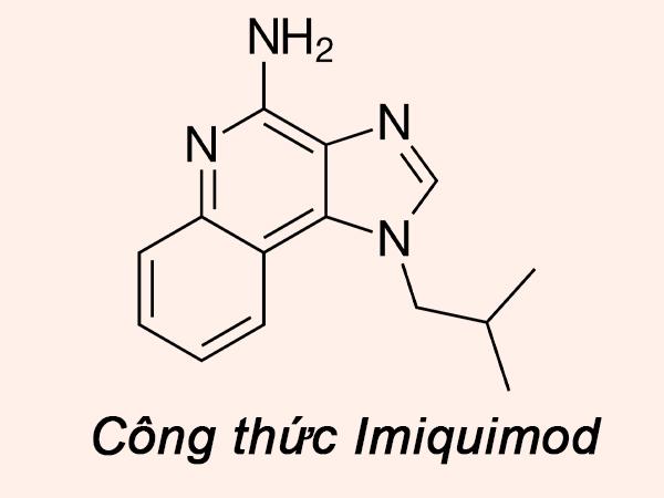 Công thức Imiquimod