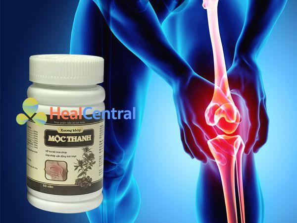 Xương Khớp Mộc Thanh - hỗ trợ giảm đau nhức xương khớp