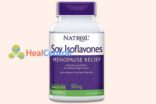 Sản phẩm Natrol Soy Isoflavones