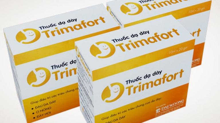 Thuốc trị đau dạ dày Trimafort
