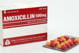 Đơn thuốc điều trị viêm loét dạ dày gồm những loại thuốc gì?