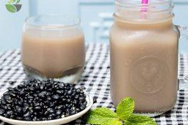 Học hỏi Cách nấu sữa đậu đen óc chó hạnh nhân lạ miệng, tốt cho sức khỏe