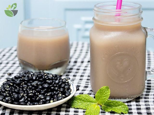 Cách làm sữa đậu đen