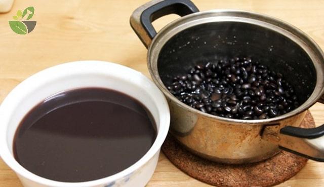 Hướng dẫn nấu chè nếp đậu đen