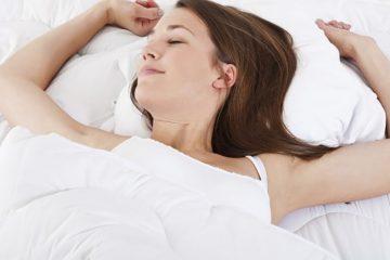 Đau lưng khi nằm ngửa nằm nhiều và cách để có giấc ngủ ngon